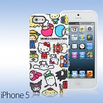 iPhone 5 / 5s Hello Kitty & Friends Soft Case (Limited Edition)