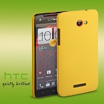 HTC Droid DNA Rubberized Back Hard Case