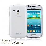 Momax Samsung Galaxy S III Mini I8190 Ultra Tough Clear Touch Case