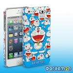 iPhone 5 / 5s 100 Years Before the Birth of Doraemon Series - A Crowd of  Doraemon Emotion Back Case (Limited Edition)