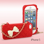 iPhone 5 / 5s My Melody Handbag Jacket Silicone Case (Limited Edition)