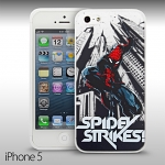 IPhone 5 / 5s The Amazing Spider Man - Spider Man Phone Case w/ Bonus Bumper (Limited Edition)