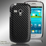 Samsung Galaxy S III Mini I8190 Twilled Back Case