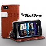 Momax Flip Diary Lattice Series for BlackBerry Z10