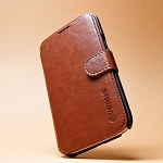 Verus Layered Dandy Leather Case for Samsung Galaxy Note II