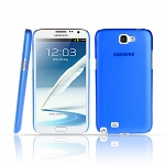 Matted Color Samsung Galaxy Note II GT-N7100 Soft Back Case