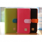 Verus Vivid Diary Leather Case for iPhone 5 / 5s