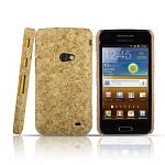 Samsung Galaxy Beam GT-I8530 Pine Coated Plastic Case