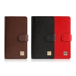 Verus Geniune Diary Leather Case for iPhone 5 / 5s