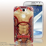 Samsung Galaxy Note II GT-N7100 MARVEL Iron Man 3 - Mark XLII Protective Case