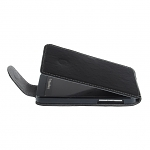 Brando Workshop Leather Case for Blackberry Z10 (Ultra-Thin Flip Top)