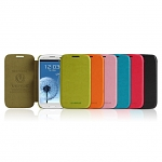 Verus Slim Vivid Leather Case for Samsung Galaxy S III