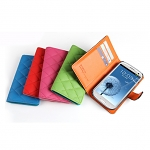 Verus Nubi Series Diary Vivid Leather Case for Samsung Galaxy S III