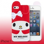iPhone 5 / 5s My Melody Red Hood Soft Case (Limited Edition)