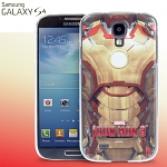 Samsung Galaxy S4 MARVEL Iron Man 3 - Mark XLII Protective Case