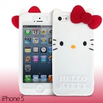 iPhone 5 / 5s Hello Kitty Soft Silicone Case (Limited Edition)