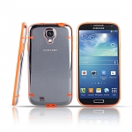 Samsung Galaxy S4 Crystal Case with Rubber Lining