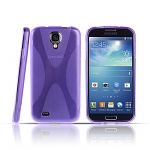 Samsung Galaxy S4 X-Shaped Plastic Case