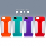 iPhone 5 / 5s more. Para Duo Back Case