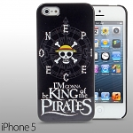 iPhone 5 / 5s One Piece - Pirates Compass Protective Back Case (Limited Edition)