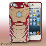 iPhone 5 / 5s Iron Man - Mark XLII Phone Case with Bonus Bumper (Limited Edition)