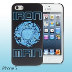 iPhone 5 / 5s Iron Man - ARC Reactor Phone Case with Bonus Bumper (Limited Edition)