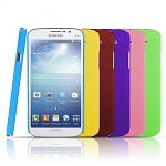 Samsung GALAXY Mega 5.8 DUOS Rubberized Back Hard Case