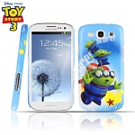 Samsung Galaxy S III Disney Little Green Men Back Case