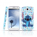 Samsung Galaxy S III Disney Stitch Back Case