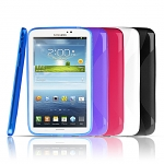 Samsung Galaxy Tab 3 7.0 P3200 / P3210 X-Shaped Plastic Back Case