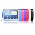 Samsung Galaxy Tab 3 10.1 X-Shaped Plastic Back Case
