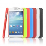 Matted Color Samsung Galaxy Mega 5.8 Duos Soft Back Case