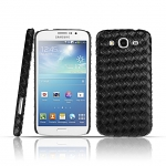 Samsung GALAXY Mega 5.8 Duos Woven Leather Case