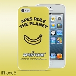 iPhone 5 / 5s APESTORE - Banana Apes Back Case