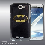 Samsung Galaxy Note II GT-N7100 DC Comics Heroes - Batman Back Case (Limited Edition)