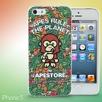 iPhone 5 / 5s APESTORE - Jungle Apes Back Case