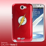 Samsung Galaxy Note II GT-N7100 DC Comics Heroes - The Flash Back Case (Limited Edition)