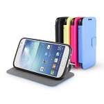 Ripstop Flip Case For Samsung Galaxy S4 Mini