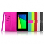 Leather Flip Case for Google Nexus 7 (2013)