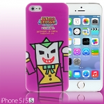 iPhone 5 / 5s Justice League X Korejanai DC Comics Heroes - Joker Back Case (Limited Edition)