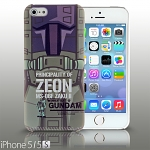 iPhone 5 / 5s MS-06F ZAKU II Back Case (Limited Edition)