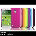 Samsung Galaxy S4 Mini Metallic-Like Plastic Back Case