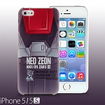iPhone 5 / 5s AMX-011 ZAKU III Back Case (Limited Edition)