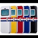 Momax iPhone 5 / 5s French Style Stand View Case