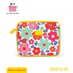 My Little Shoebox 10 inch Tablet case - Flower