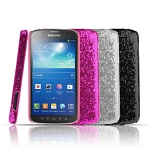 Samsung Galaxy S4 Active Glitter Plactic Hard Case