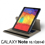 Samsung Galaxy Note 10.1 (2014 Edition) Rotate Stand Fabric Case
