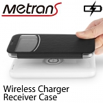 Metrans Samsung Galaxy S4 Wireless Charger Receiver Case