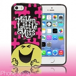 iPhone 5 / 5s Mr Men & Little Miss - Mr Happy Puzzle Soft Case (Limited Edition)