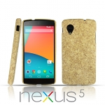 Google Nexus 5 Pine Coated Plastic Case